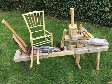 Green Woodworking Tools of the Trade
