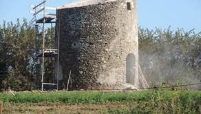 Programme de  rénovations sommaires des moulins à vent