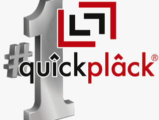 Quîckplâck .... UNICO Y EXCLUSIVO.Producto diferenciador y espectacular para tus proyectos.Dí adiós