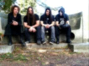 Pestilent Band Photo Metal