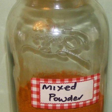 Mixed Powder