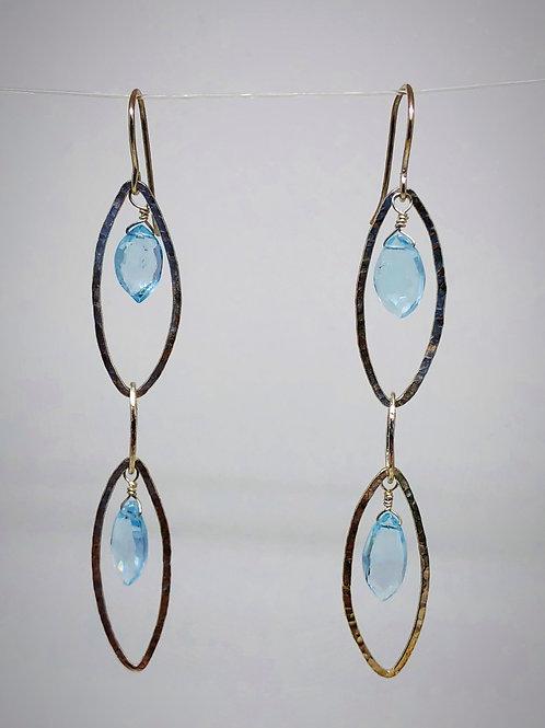 Aquamarine & Silver
