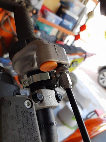 Tpi throttle push cable elimination kit