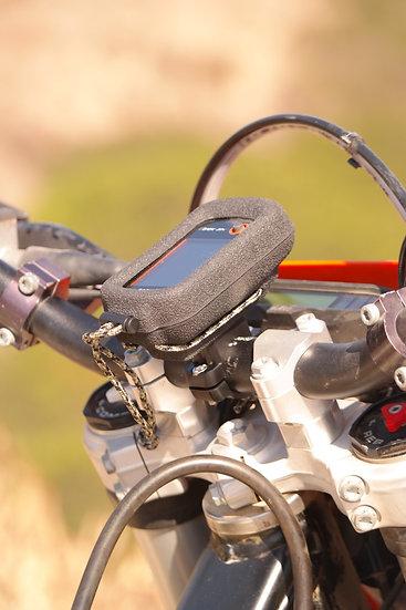Garmin ETREX handlebar case with TR001 mount