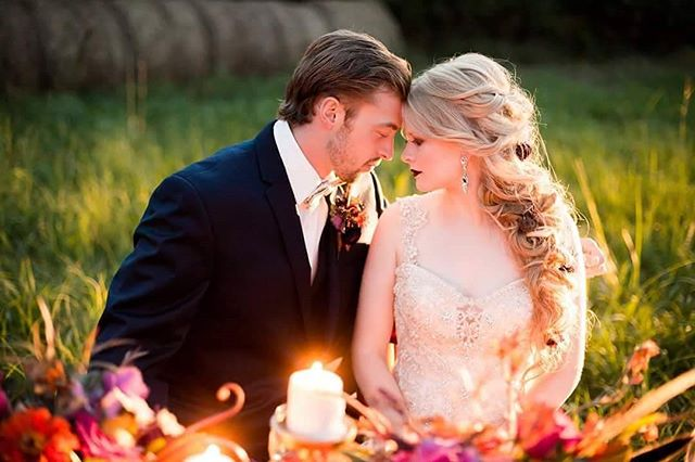 From the 2018 issue of _kansasweddings _Majestic Photography  by _nicolettesessin _Pulchritudinous c