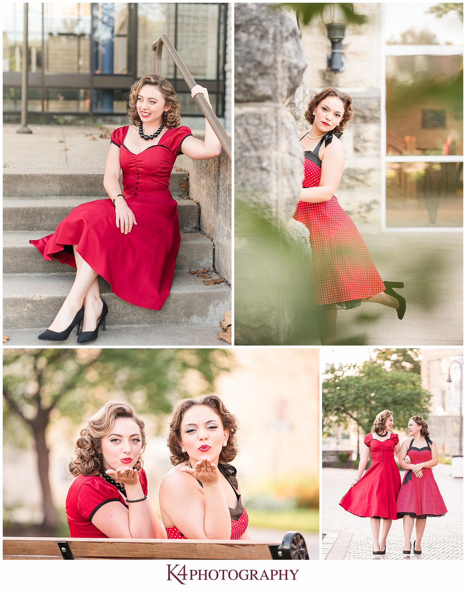 Senior Model 50's Shoot