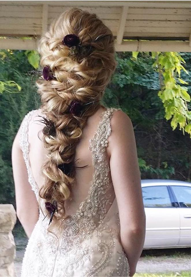 Goddess Hair for Katie