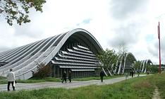 Berna, MUSEO PAUL KLEE architetto Renzo Piano