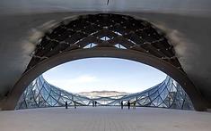 Sudio MAD (architetto Ma Yansong) – Opera House ad Harbin   Cina del nord est