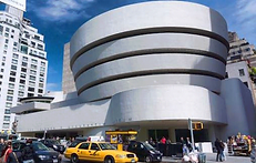 Il Solomon R. Guggenheim Museum (Frank  Lloyd  Wright) N.Y.