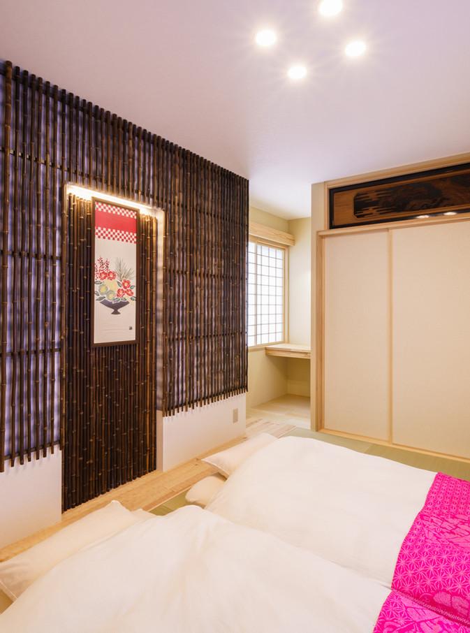 寝室 Tatami Bedroom