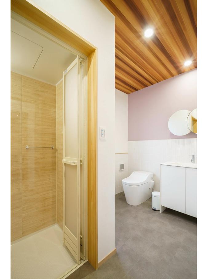洗面トイレ Toilet