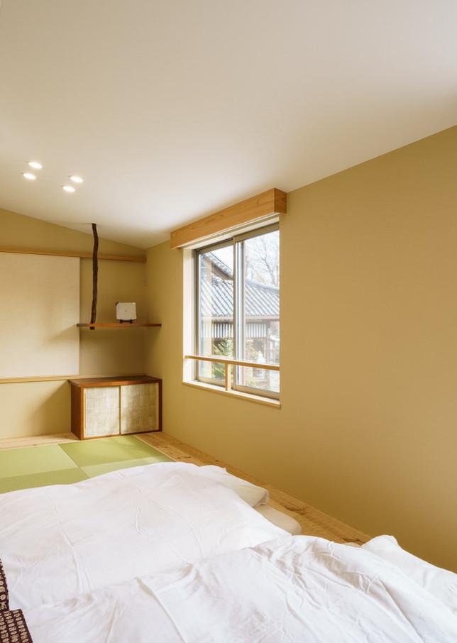 寝室 Tatami bedroom ,Futon