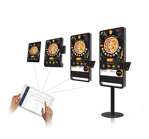 Remote Management System (RMS) for restaurant