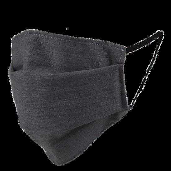 Face Masks w/filter pocket (Smokey Gray)