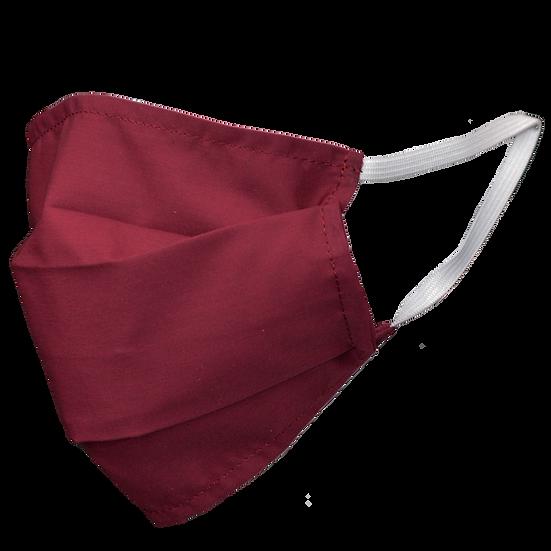 Face Masks w/filter pocket (Merlot)