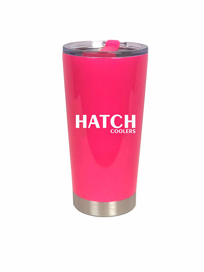 Hatch Coolers Travel Tumbler (Neon Pink)