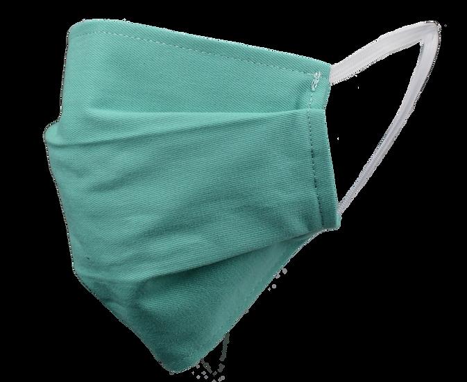 Face Masks w/filter pocket (Seafoam Mint)