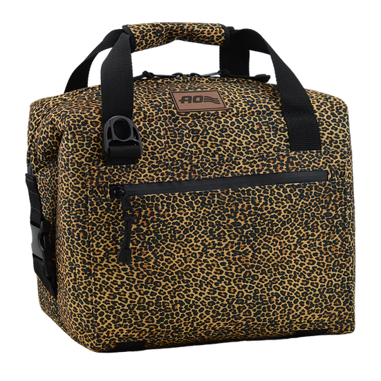 12 pack (Leopard Print)
