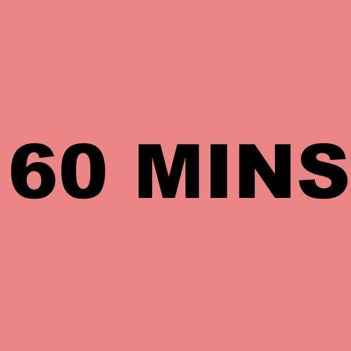 60 Minute 1 Credit