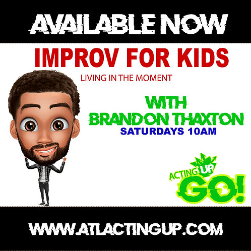 IMPROV for kids and teens