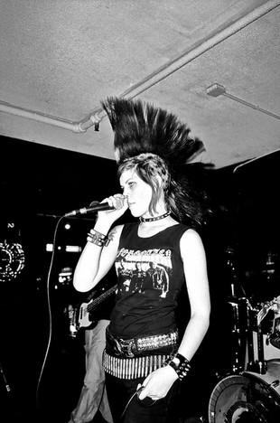 Punk rock saves lives