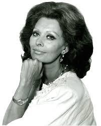 Sophia Loren Italian film actor