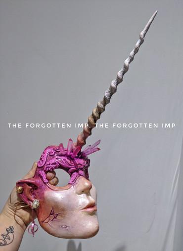 Unicorn Fae Mask