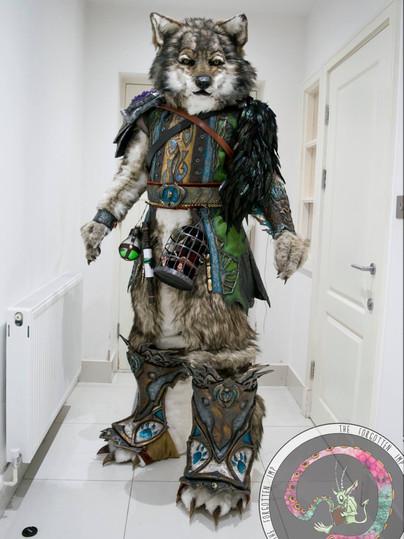 Ranger Wolfsuit