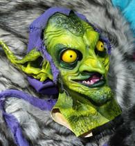 Green Goblin Cosplay Mask