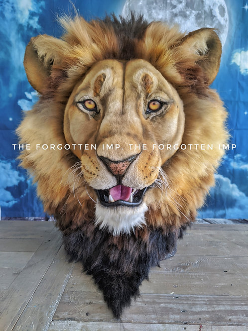 Custom MADE TO ORDER Lion