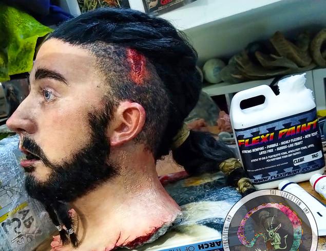 Fake head prop