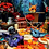 Thumbnail: Custom Painted Resin Fox Mask