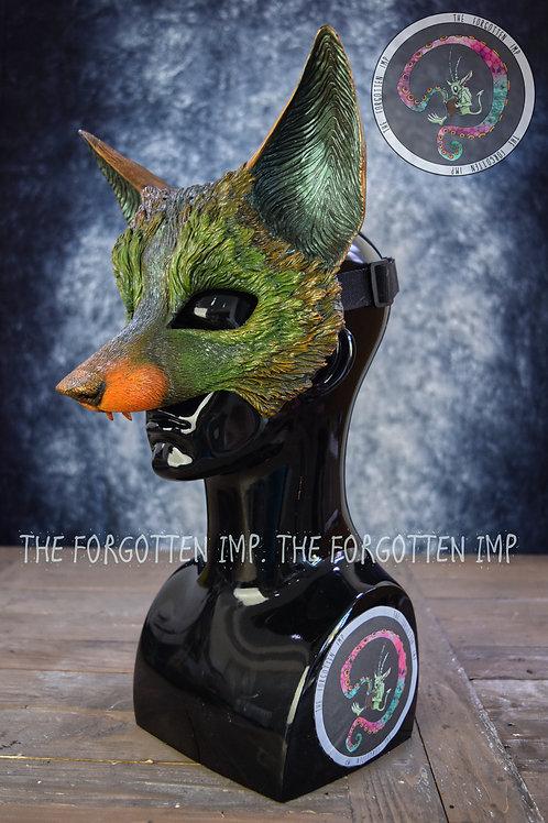 Woodland Vibes Fox Mask