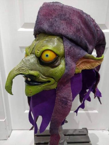 Goblin Latex Mask