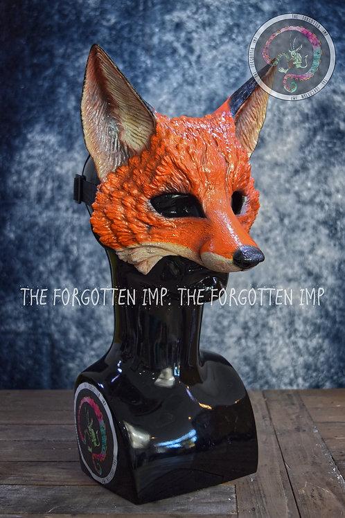 Mica Powder Fox Mask