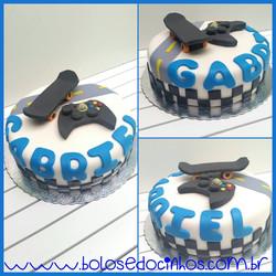 Bolo Skate e Xbox