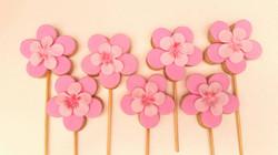 Pirulacha flor de cerejeira