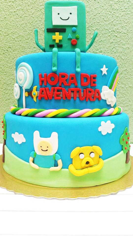 Hora de aventura - Adventure time