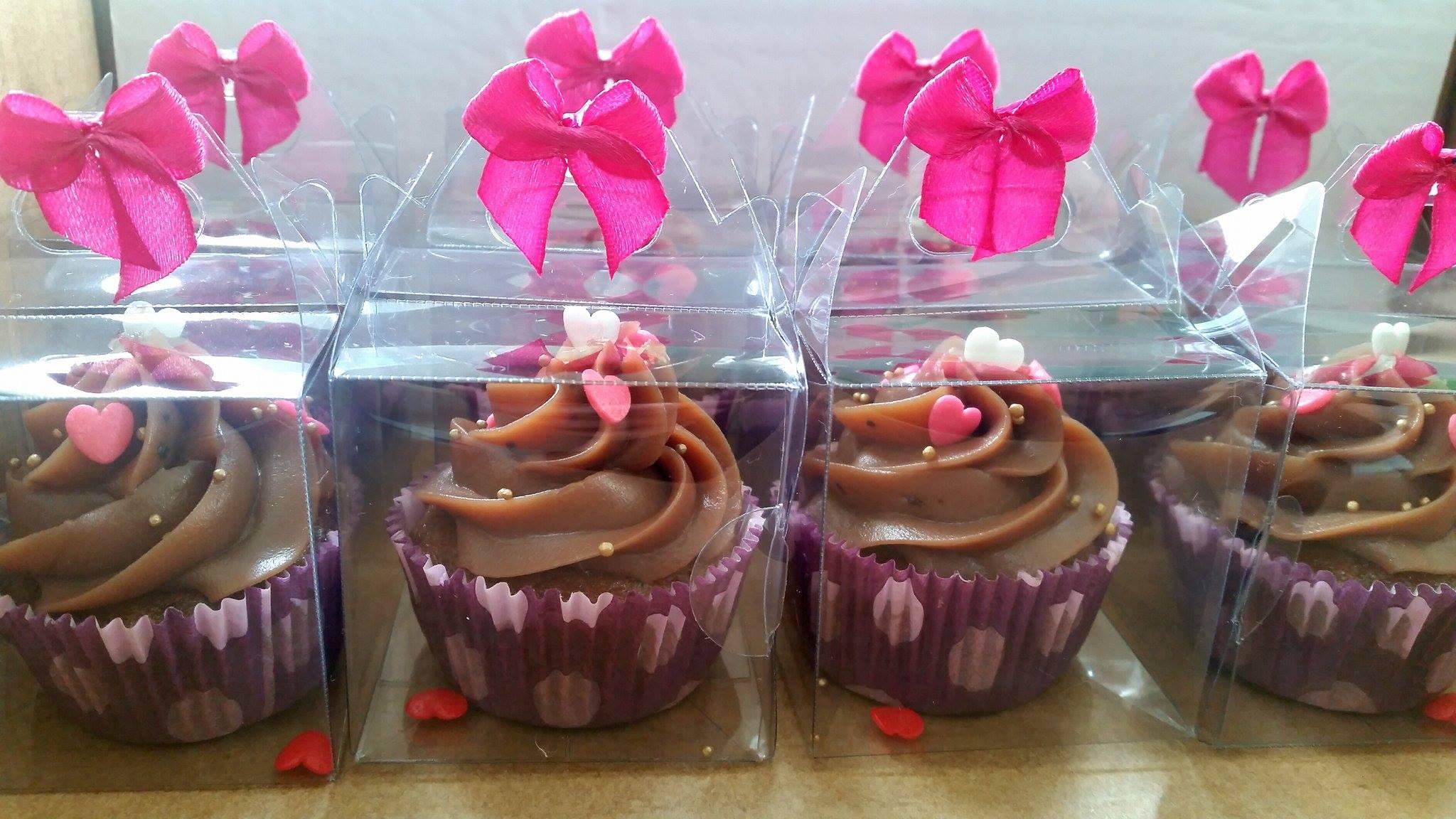 cupcakes de lembrancinha