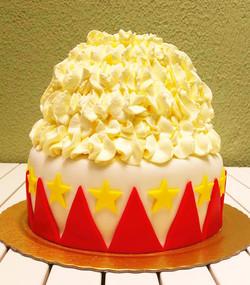 Smash the cake Circo