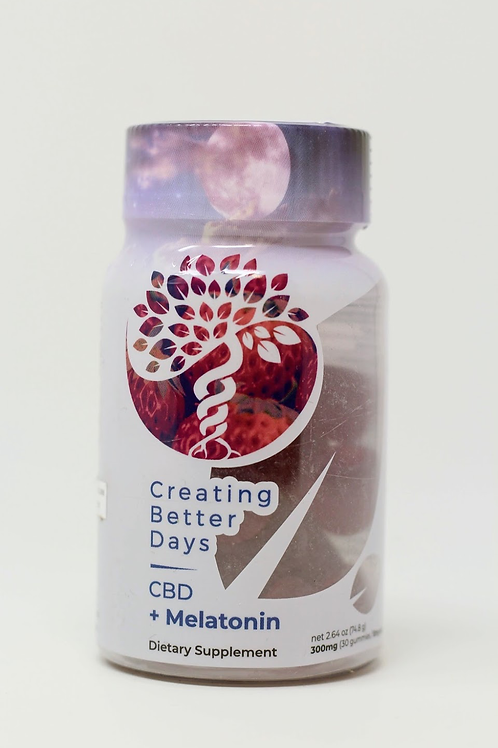 Enhanced CBD Gummies