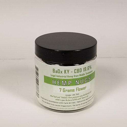 7 gm BaOx 19.6% CBD