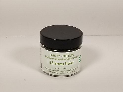 3.5 gm BaOx 19.6% CBD