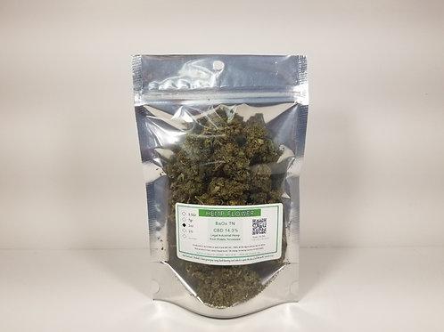 28 gm BaOx TN 14.3% CBD