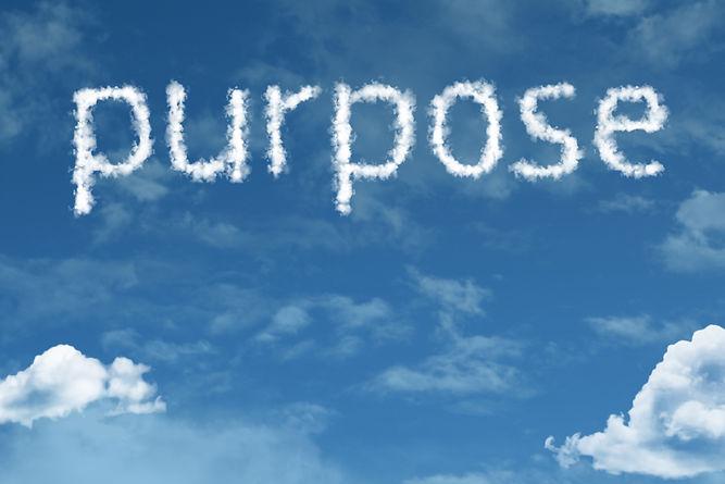 Purpose cloud word with a blue sky.jpg