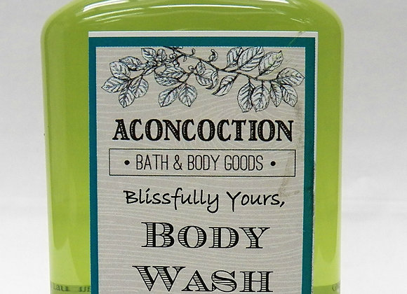 Lime Mint Body Wash