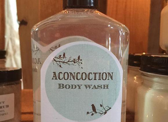 Wild Honeysuckle Body Wash