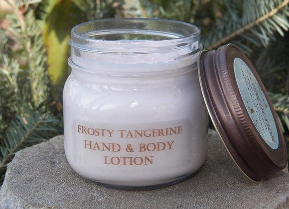 Frosty Tangerine Hand & Body Lotion