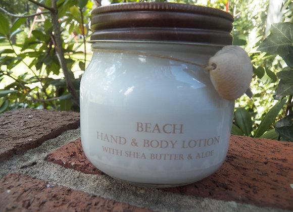 Beach Hand & Body Lotion